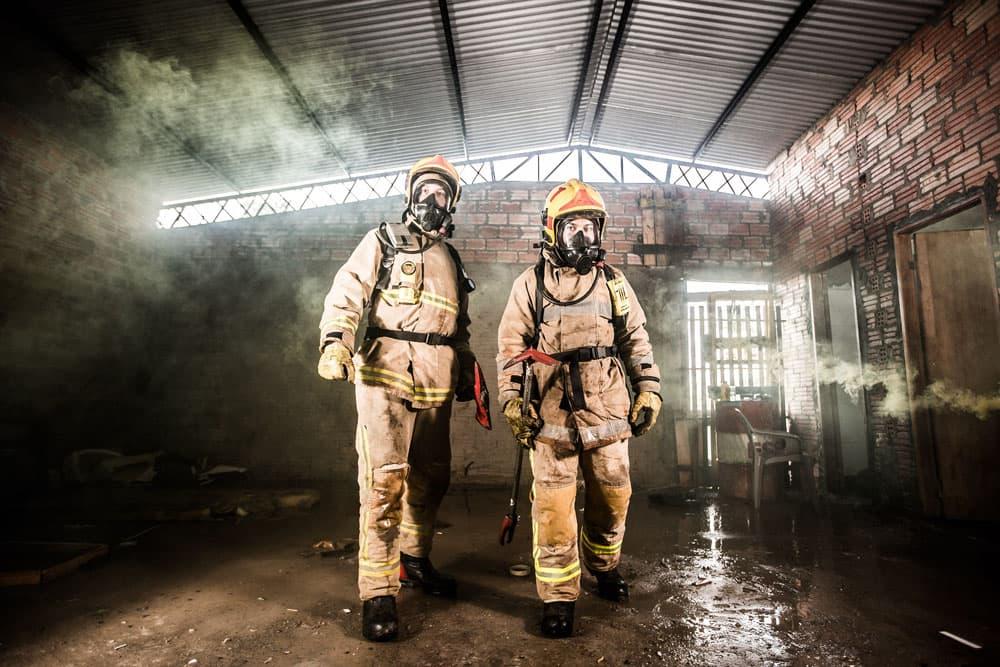 2.火事から逃げる夢